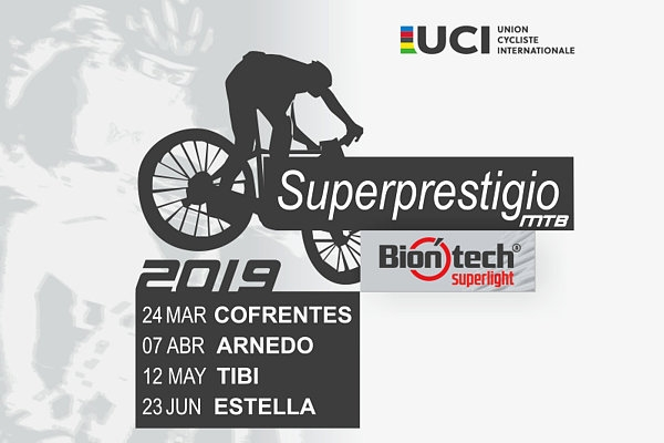 Imagen 1 de la noticia Calendario Superprestigio MTB Biontech 2019